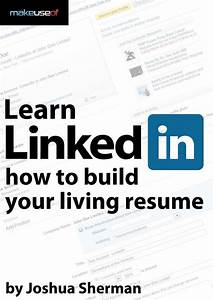 Linkedin Guide  Build Your Living Resume In 2020