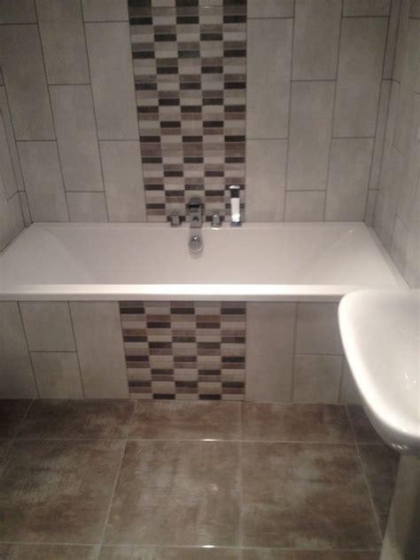 bathroom tile ideas mosaic tiles on bath panel search home ideas