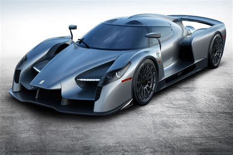 Glickenhaus Scg 003 Als Kit Car by The Supercar Money Can Buy Up With The