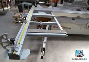 Panel Saw SICAR 3200C for sale on clicpublic be