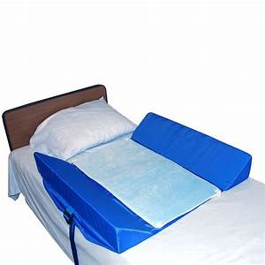 Skil care bed support 30 degree bolster system abduction for 30 degree wedge pillow