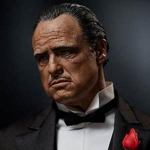 Blitzway Vito Corleone Statue   Sideshow Collectibles