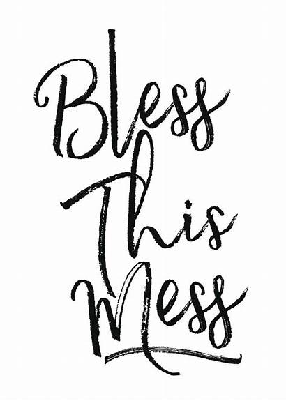 Bless Mess Quotes God Blessed Christian Seedsoffaithdesigns