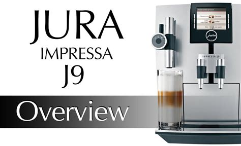 brand new jura professional espresso maker impressa j9 4 aluminium swiss made ebay