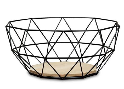 Schale Holz Design by Korb Metall Schwarz 26x12cm Modern Holz Mdf Braun Sch 252 Ssel