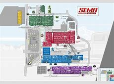 SEMA 2014 exhibitor list and floor plan – Product Reviews Net