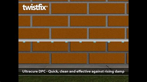 damp proof  injection youtube