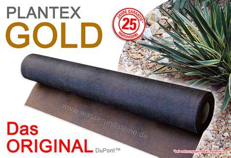 unkrautvlies plantex gold plantex gold unkraut mulchvlies naturstein baumaterial