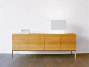 Buy The E15 SB02 Farah Sideboard Oak At