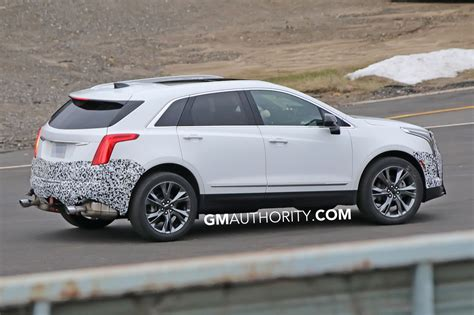 Potential Cadillac Xt5 Refresh Spied  Gm Authority