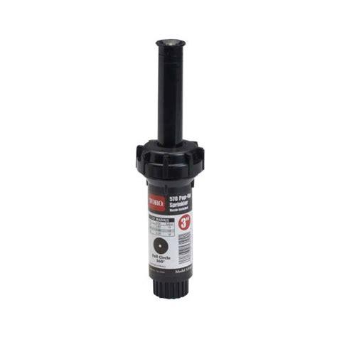 toro    pop  fixed spray  nozzle sprinkler