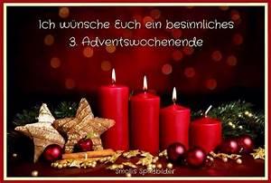 Grüße Zum 2 Advent Lustig : bildergebnis f r lustige 3 advent spr che spr che ~ Haus.voiturepedia.club Haus und Dekorationen