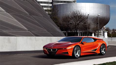 2008 Bmw M1 Homage Concept Wallpapers & Hd Images