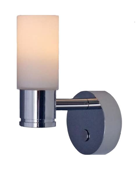 12 volt led wall light 10 30vdc piper with cylindrical