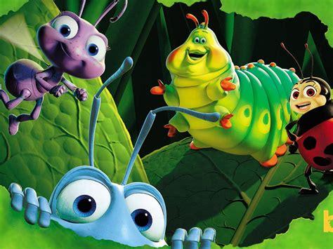 pixar animated desktop backgrounds   bugs life