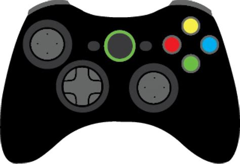 Controller Clip Xbox Clipart