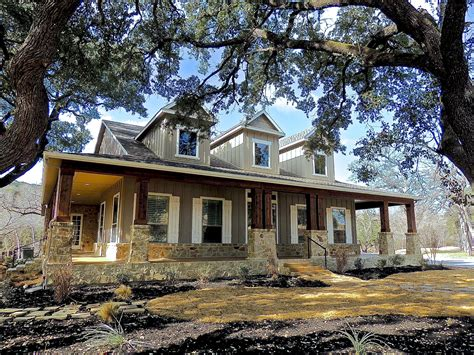 open house high lonesome leander texas hill country homes country house plans