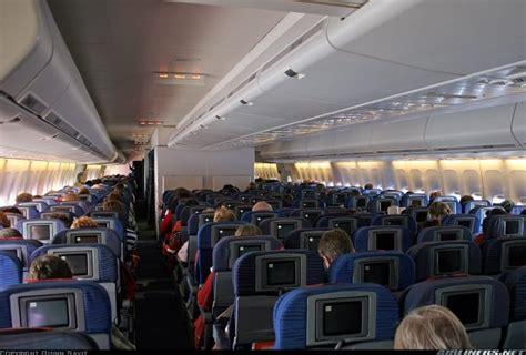 klm reservation siege image gallery qantas 747 inside