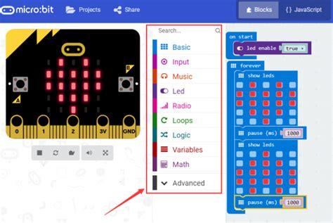 ks keyestudio basic starter kit  micro bitwith