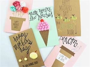 5 Last-Minute DIY Mother's Day Cards | HGTV