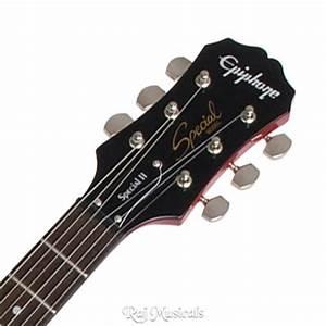 Epiphone Les Paul Special Ii Electric Guitar Buy Online