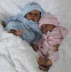 Baby Boy Reborn Dolls Twin Girls