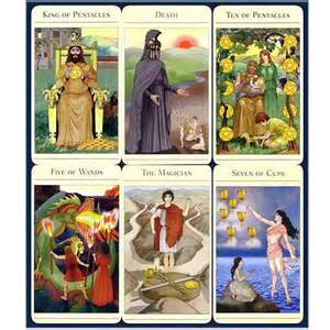 the new mythic tarot card deck classic tarot cards healing crystals tumble stones tarot