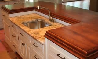 island kitchen counter cherry wood countertops for a kitchen island philadelphia pa
