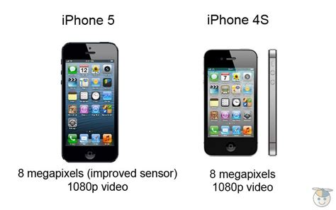 iphone 4s specs iphone 5 vs iphone 4s how the specs compare
