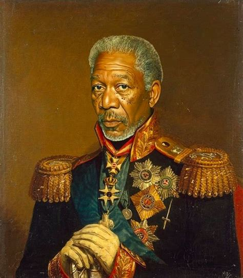 If Celebrities Were 19th Century Military Generals, They