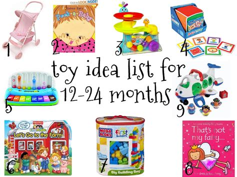gifts for 9 month favorites and things gift ideas for 12 24 month old children