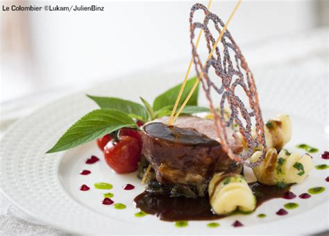 chef de cuisine emploi recette le carré de veau au jambon de parme et à la sauge