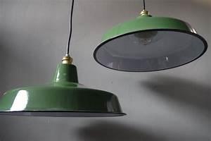 Lampe Chevet Industrielle : lampe industrielle atelier ~ Teatrodelosmanantiales.com Idées de Décoration