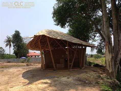 garden huts bamboo earth architecture clc