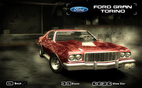 speed  wanted ford gran torino  nfscars