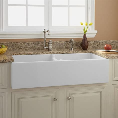 Farm Sink by 6 Best Farmhouse Sinks Aug 2019 Reviews Buying Guide