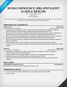 Hr employee relations resume