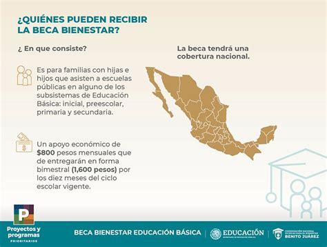 Beca para el Bienestar Benito Juárez: Ya está disponible ...