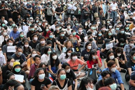 Thai protest movement a test for academic freedom | Times ...