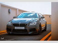 BMW M6 Gran Coupe Looks Fresh on HRE Wheels autoevolution