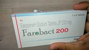 Farobact 200 Tablets Uses Composition Side Effects  U0026 Precaution Review