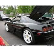 Black Ferrari 348 Challenge  BenLevycom