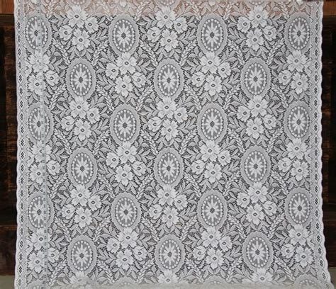 Lace Drapery Fabric by Lace Lace And More Lace Curtain Fabrics Brickhouse