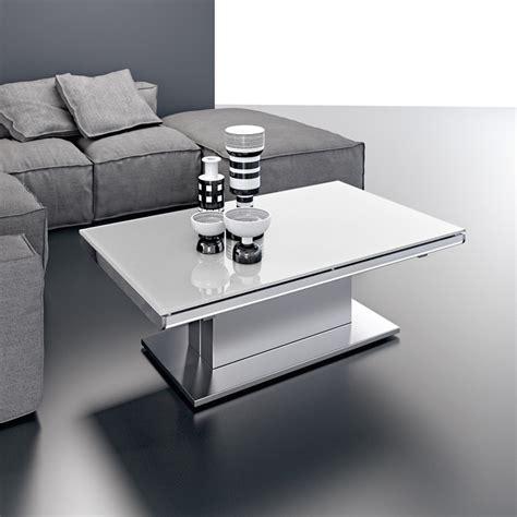 canape 120 cm table basse relevable extensible erika le monde du