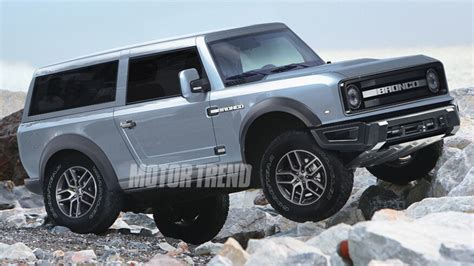 how much will the 2020 ford bronco cost ford new bronco seven modified 2019 ford rangers debut