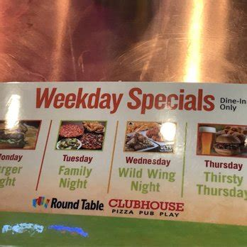 round table citrus heights round table pizza clubhouse 102 photos 41 reviews
