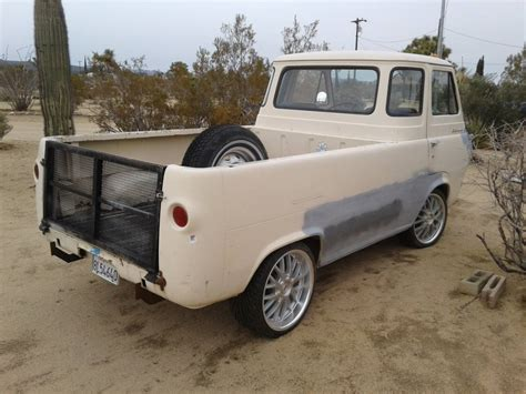 ford econoline  window pickup truck  sale