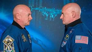 Scott Kelly arrives in Houston taller than his twin ...
