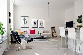 Decorating Small Condo Apartment Interior Design Ideas Apartment Homage To Great Design The Art Of Home Decor Scandi Style Luxirare Scandinavian Style Shelving Ornate Lighting Fixtures Such As These Candelabra Style Wall Sconces