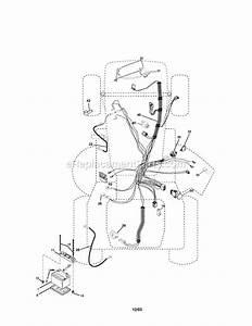 Craftsman Gt5000 54 Belt Diagram